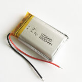 3.7V 1600mAh 103050 Lithium Polymer Li-Po Batterie rechargeable pour MP3 GPS DVD Mobile Phone Pad E-book Tablet PC