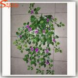 Künstliche EFEU Blumen für die Wand oder die System-Dekoration