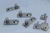 Peça de metal de galvanização fazendo à máquina da folha do zinco da cor da alta qualidade