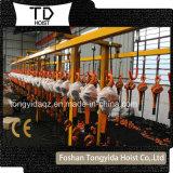Essentieel Type 1.6 Ton het Hijstoestel van de Hefboom van de Pal van 3.2 Ton met de Keten van de Link