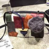 대조 색깔 어깨에 매는 가방 숙녀 디자이너 Crossbody 고아한 핸드백 Sy7972