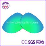 Protección UV400, Scrath resistente a prueba de agua gafas de sol polarizadas lente