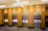 Ascenseur de passager de FUJI
