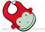 カスタム柔らかい防水ネオプレンの赤ん坊の胸当て