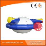 Crogiolo di galleggiamento gonfiabile caldo Trampolin T12-207 di acqua di estate