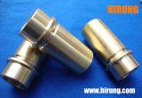 Tornio di CNC di lunetta fissa utilizzato per la vendita con lavorazione con utensili in tensione (E35)
