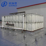 Alta calidad SMC, el tanque de agua del tanque de FRP para el agua de la bebida