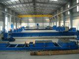 Máquina o equipo de enrollamiento del tubo de FRP