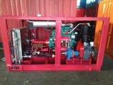Max. Trabajo Pressure500 Bar / Max. Discharge50 l / min Motor Diesel Driven máquina de limpieza de alta presión