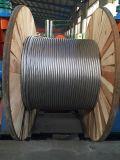 Todo o condutor da liga de alumínio para a transmissão aérea da eletricidade