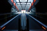 Innenrolltreppe-im Freienrolltreppe-sicheres Handlauf-HochleistungsEinkaufszentrum Vvvf