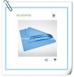 補強されるを用いるすばらしい吸収の強い抗張ペーパー敷布