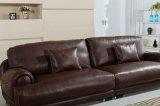 Qualitäts-ledernes modernes Sofa-Wohnzimmer