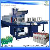 PE de Machine van de Verpakking van de Film voor de Flessen van het Sap