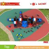 Campo de jogos plástico China do brinquedo do parque de diversões rápido da entrega