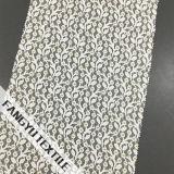 Tessuto del merletto con un reticolo dei Tadpoles (JT006)