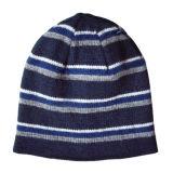 Sombrero hecho punto simple barato de encargo (JRK055)