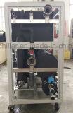 Máquina de refrigeración del agua refrigerada por agua comercial del refrigerador de la eficacia alta