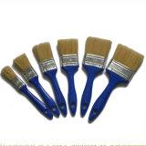 Щетка Econ белой ручки цвета бленды щетинки пластичной плоская (GMPB019)
