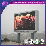 P10 muestras electrónicas a todo color de la cartelera LED