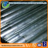 Diferentes tamaños estándar BS galvanizado soldada Tubos Stee