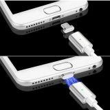 금속 iPhone 비용을 부과를 위한 자석 USB 케이블