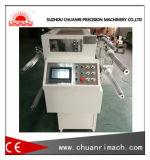 Máquina de estaca automática cheia da abertura com os servos motores dobro e sincronização dobro