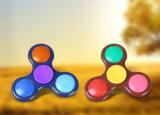 LED 2017 populär! Unruhe-Handfinger-Spinner-Spielzeug