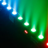 IP20 barra de interior del pixel 12X3w RGB 3in1 LED