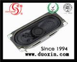 30*70mm 8ohm 5W Minivierecks-Lautsprecher für Fernsehapparat-Laptop-Automobil