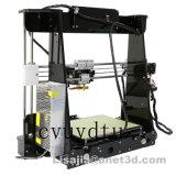 2017 de nieuwste van de de 3D-printerDIY Grote Druk van Anet A6 Uitrusting van de Printer van Reprap Prusa I3 DIY van de Precisie van de Grootte 3D met de Kaart van de 10mGloeidraad 16GB