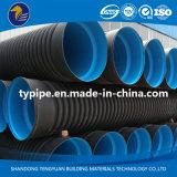 ISO標準の排水の穴があいた管