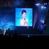 Shenzhen-heiße Verkauf P4 Innenfarbenreiche Mietbildschirmanzeige LED-8scan