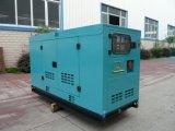 Комплекты генератора молчком тип Aolin тепловозные, доказательство погоды, дом использовали 20kw