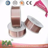fil de soudure du fil Er70s-6 du CO2 MIG de 0.8mm/1.0mm/1.2mm/1.6mm