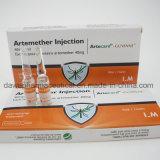 Injeção Finished antimalárica de Artemisinin da injeção do preço de fábrica PBF