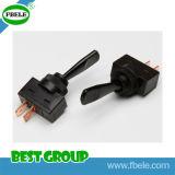 Interruptor eléctrico Duckbill momentáneo del interruptor momentáneo plástico del interruptor eléctrico del ABS Asw-13-101 (FBELE)
