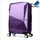 다이아몬드 절단 표면 트롤리 부대 ABS+PC 여행 여행 가방