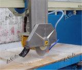 De automatische Zaag van de Brug van de Steen met de Mijter van de Brug 45 Graad