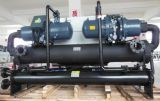 de Harder van het Water van de Compressor van het Type van Schroef 200tons Bitzer