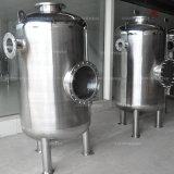 El tanque de almacenaje de alta presión del agua del acero inoxidable de la alta calidad