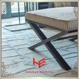 腰掛け(RS161803)のホテルの家具のホーム家具の現代家具のステンレス鋼の家具
