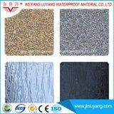 Membrana impermeable modificada auta-adhesivo del betún para el sótano