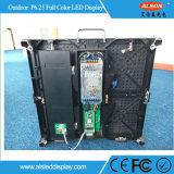 P6.25 HD farbenreicher im Freien Bildschirm-Vorstand der Miete-LED mit FCC