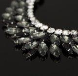 Colar de cristal do grânulo grande da jóia de traje da forma das senhoras do tipo (NNK02)