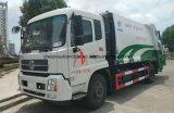 4X2熱い販売15立方メートルのコンパクターのごみ収集車15のTの無駄の輸送のトラック