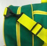 Sac promotionnel de gymnastique de course de polyester de forme de cylindre (DH1030)
