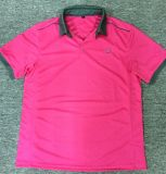 T su ordinazione degli uomini della maglietta di polo di golf di alta qualità della fabbrica