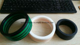 Vee-Packing Sets Hydraulic Seal com Nitrilo, Kevlar, Teflon, HNBR Material de Borracha