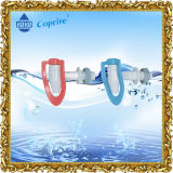 Divers taraud en plastique de distributeur de l'eau